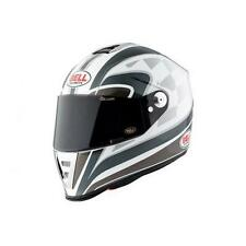 *SALE* Bell M6 SP1 White/Silver Full Face Motorcycle Helmet - £280 Off RRP!!