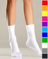 New Be Wicked BW699 Nylon Cuff Ankle Socks