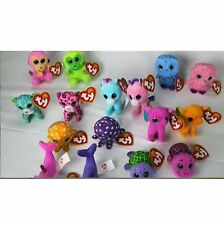 2014 McDonalds - TY Teenie Beanie Boo's - Characters - Drop Down Menu (Select)