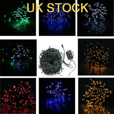 100/200/300/400/500 USB LED String Fairy Lights Christmas Party Indoor/Outdoor