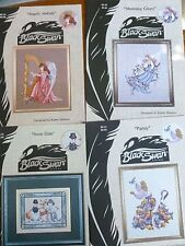 Black Swan Designs Counted Cross Stitch Leaflets BS-20,25,30,26 Choice
