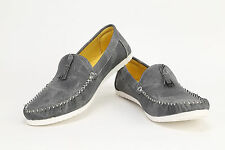 Men's Loafer shoes by Quarks - Rs.499 - Grey Color Q1010