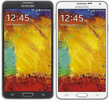 Samsung Galaxy Note 3 SM-N900A - 32GB (AT&T) - Smartphone Black or White