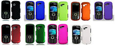 Hard Snap On Protector Case Phone Cover for Samsung Evergreen A667 SGH-A667T
