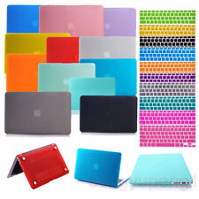 Laptop Rubberized Cover Case Hard Shell for Macbook Air/Pro/Retina 11 12 13 15""