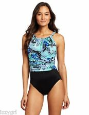 NWT Miraclesuit® Come Slither Jennifer MAGIC SUIT ONE-PIECE SWIMSUIT