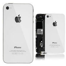 IPHONE 4S BACK GLASS PLATE OR PANEL/DOOR