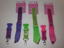 Glittery Lanyard - Removeable, Detachable ID/Badge Holder, Lanyard Key Chain