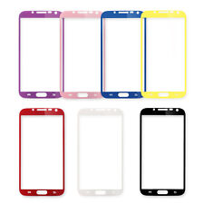 Real Tempered Glass Screen Protector for Samsung Galaxy Note 2 N7100 Colorful