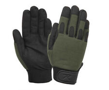 Olive Drab Camo Hunting Airsoft Paintball Tactical Shooting Duty Work Gloves