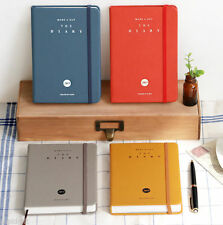 2015 Iconic The Diary Planner Scheduler Journal Agenda Notebook Cute Organizer