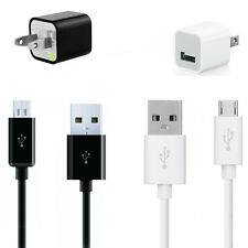 For Samsung Galaxy S5/ S5 Zoom/ Active Wall Charger + USB Sync Data Cable Cord