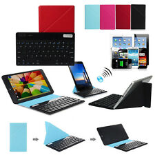 "US Stock 9"" Universal Bluetooth Keyboard W/ Keyboard Case For All 9-10.1"" Tablet"