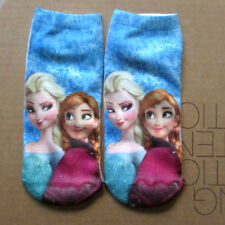 Wholesale Disney Frozen 1Pairs 5Pairs 12Pairs 24Pairs cartoon children's Socks