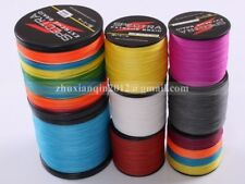 500M 1000M 8LB-100LB BRAIDED Saltwater FISHING LINE SPECTRA 100% PE Test DYNEEMA