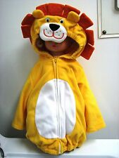 CARTERS 2 PIECE CHILDRENS LION COSTUME NEW WITH TAGS
