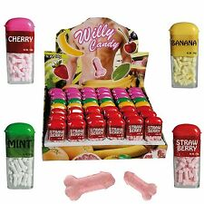 Novelty Adults Candy Willy Edible Christmas Gift ideas Stocking Fillers for Her