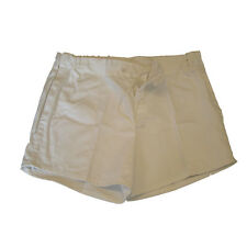 Nuttalls White Rugby Shorts  DS1