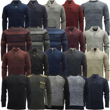 Mens Sweatshirt Crew Neck Soft Cotton Jumper New S M L XL XXL