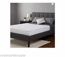 Slumber 1- 8 inch Coil Spring Mattress Twin Full Queen King Size Bed Bedroom NEW