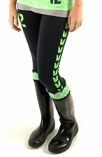 Seattle Seahawks Navy Lady Leggings