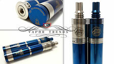 Blue Nemesis Mechanical Mod EHPRO Tobh V2 Rebuildable Atomizer RBA RDA patriot