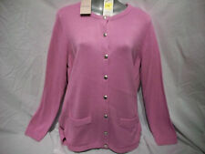MARKS AND SPENCER LADIES ANGORRA MIX CRDIGAN WITH POCKETS