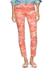 GAP 1969 ALWAYS SKINNY FALL 13 SKIMMER  PINK CAMO JEANS SEVERAL SIZES  S/600541