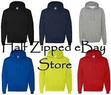 JERZEES 50/50 Hooded Pullover Sweatshirt Tall Sizes 996MT Hoodie XLT-3XLT
