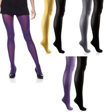Hot in Hollywood 2-pack Opaque Tights 272682-J $9.99