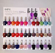 Authentic OPI INFINITE SHINE Nail Polish- Gel Effects Lacquer System- ALL COLORS