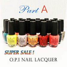 SALE Authentic 100% Genuine O.P.I Nail Lacquer Polish OPI Collection Top Coat