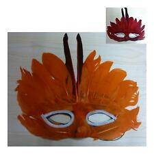 Colorful Feather Mardi Gras Costume Party Mask Venetian Masquerade Cosplay ball