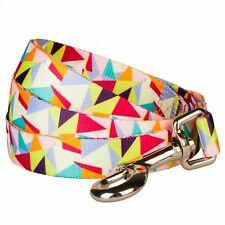 Blueberry Pet Dogs Lead Adorable Triangles in Colorful Spring Pastels Dog Leash