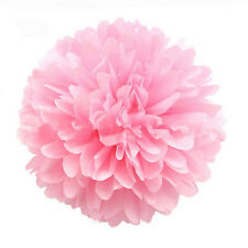 10pcs Wedding Party's  Home Outdoor Decor Tissue Paper Pom Poms Flower Ball AG