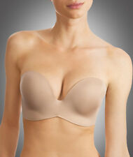 Wonderbra Ultimate Strapless Bra (9335) Skin
