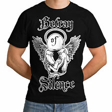 Wellcoda | NEW Betray of Silfency Deadly Ghost Mens Womens S-5XL T-Shirt *o305