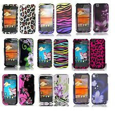 Faceplate Hard Cover Case for LG Mytouch (2011) LG Maxx Touch E739 Phone