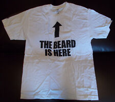 Daniel Bryan The Beard is Here WWE Authentic New Mens T-Shirt Yes Movement