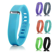 Waterproof Wireless Wrist Band & Clasp Replacement for Fitbit Flex Band Bracelet