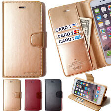 Flip cover credit id card holder Money Pouch Stand combo wallet case purse S
