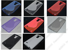Multi Color S-Types TPU Silicone CASE Cover For LG G3mini D725