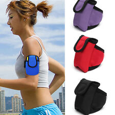 Unisex Arm Bag Cycling Running Wrist Band Portable for MP3 Phone Keys new hot et