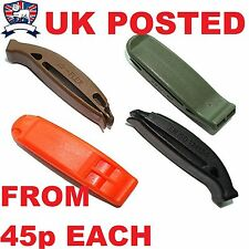 ULTRA LOUD 100DB EMERGENCY SAFETY WHISTLE  EN ISO 124402-8 MARINE LIFEBOAT