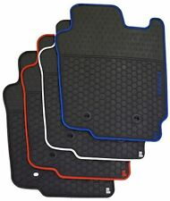 Toyota Rav4 (2006-2012)10mm thick tailored moulded rubber car mats