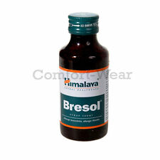 Himalaya Herbals Bresol Syrup Herbal respiratory disorders Stuffy Nose 100ml