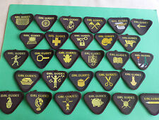 Brownie Guide Interest Badges 1970-1980 ( choice of  18)