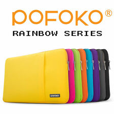 Laptop Soft Case Sleeve Bag Pouch for 11.6 12.5 13.3 14.1 15.4 15.6 17.3 17.4