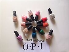 Brand New Genuine CLASSICS OPI NAIL POLISH Color Pack 1 Set #1 Lot Lacquer