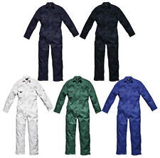 Dickies Redhawk Economy Stud Front Coverall Boiler Suit Overall - WD4819